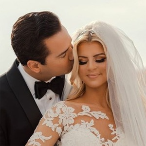 Mike Sorrentino, Lauren Pesce, Wedding