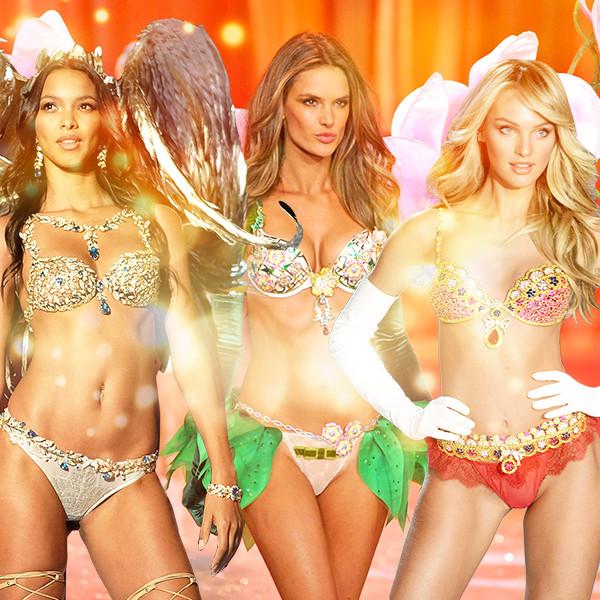 Photos from Victoria's Secret Fantasy Bras - E! Online