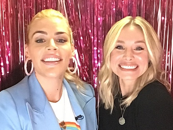 Busy Philipps Has Taken Some Seriously LOL-Worthy Photo Booth Pics on <i>Busy Tonight</i>