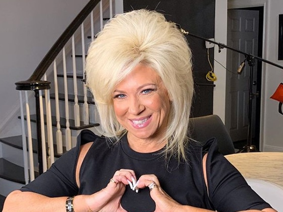 Theresa Caputo Teases Shocking Celebrity Readings on <i>Long Island Medium</i>