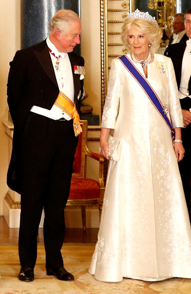 Camilla Parker Bowles, Duchess Of Cornwall
