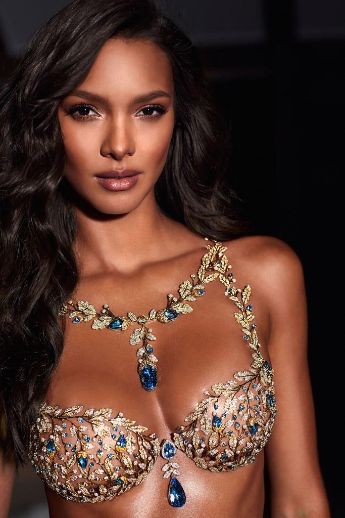 Lais Ribeiro, 2017 Victoria's Secret Fantasy Bra