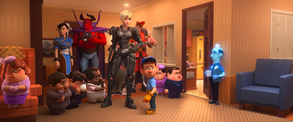 Ralph Breaks The Internet What The Critics Are Saying E Online Uk