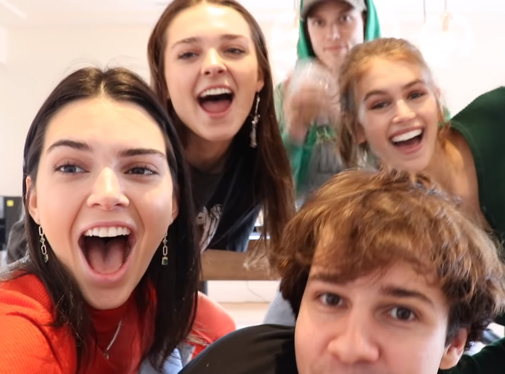 Kendall Jenner Pulls Off Epic Birthday Surprise With Youtube Star