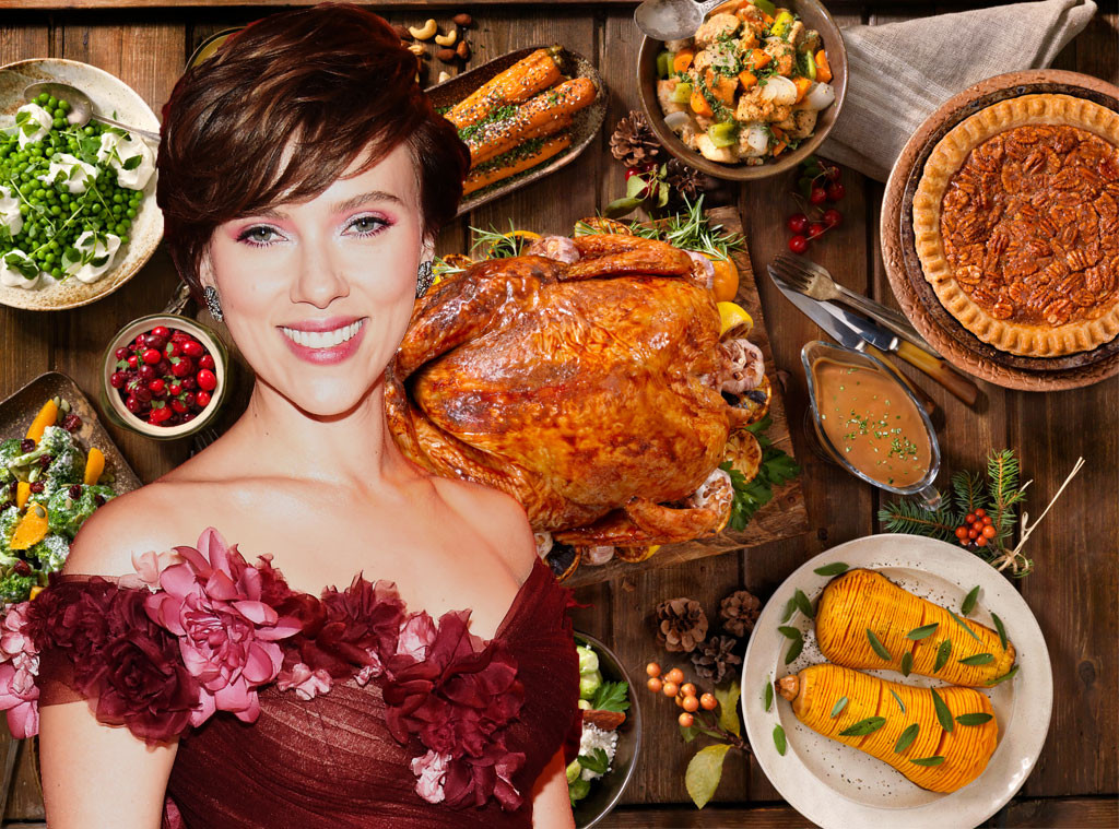 Scarlett Johansson, Thanksgiving