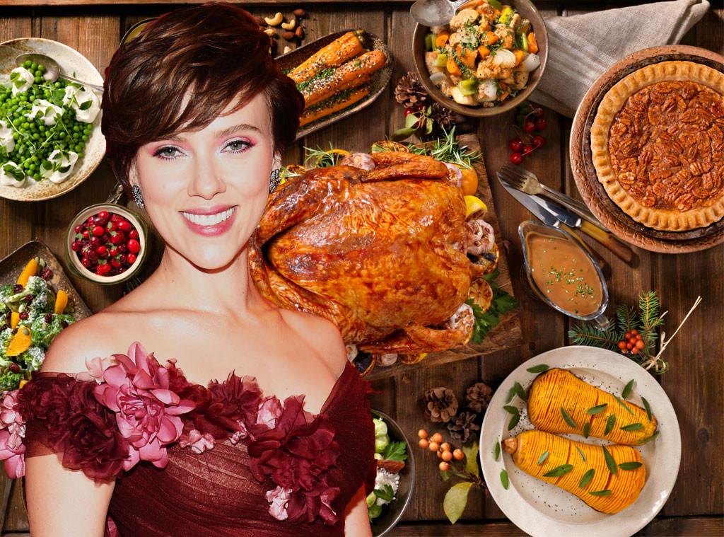 Scarlett Johansson, Thanksgiving