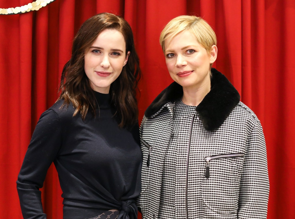 Rachel Brosnahan, Michelle Williams