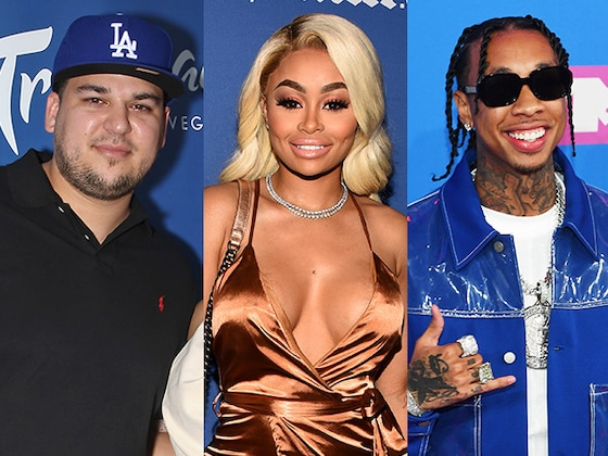 Blac Chyna Calls Out Rob Kardashian and Tyga in Scathing Instagram Post