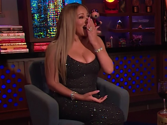 Watch Mariah Carey React to Learning a Fan Faked a Concert Proposal Just to Meet Her