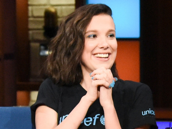 Millie Bobby Brown Hints <i>Stranger Things</i> Won't End With Season 3