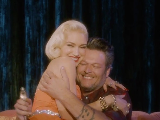 Gwen Stefani and Blake Shelton's Christmas Music Video Is a Mini Rom-Com