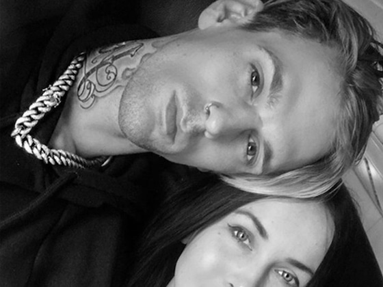 Aaron Carter Backtracks on Pregnancy Announcement