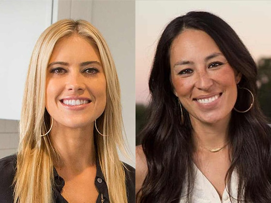 Christina El Moussa Says Rumored Feud With Joanna Gaines Is a ''Load of Bulls--t''