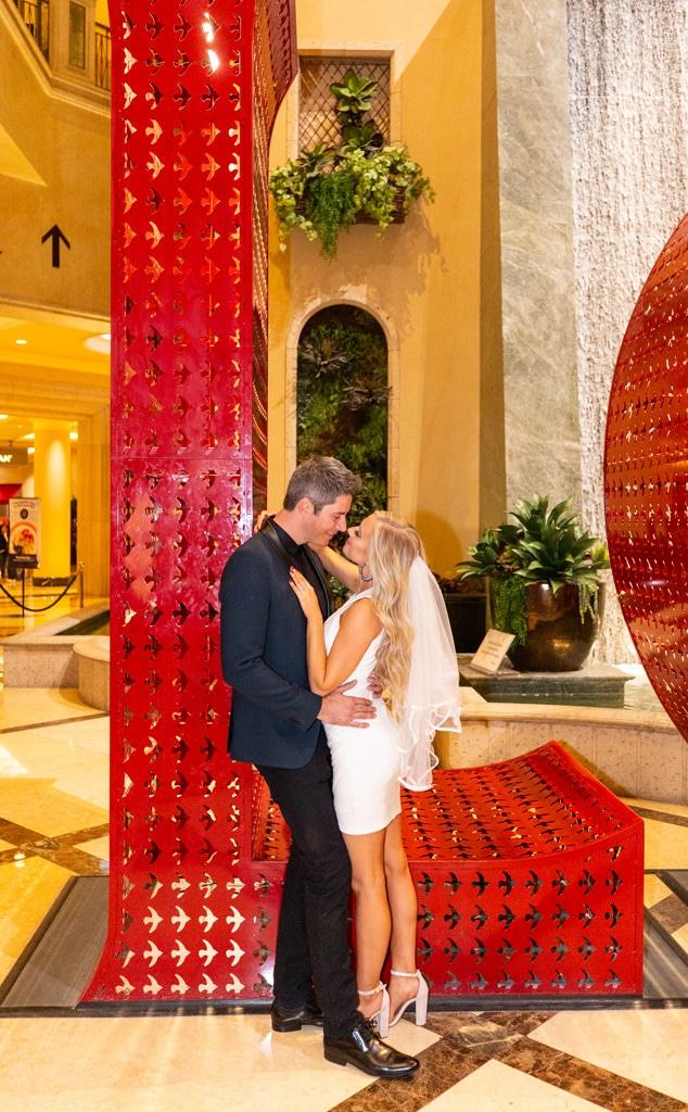 Arie Luyendyk Jr, Lauren Burnham, Venetian, Las Vegas