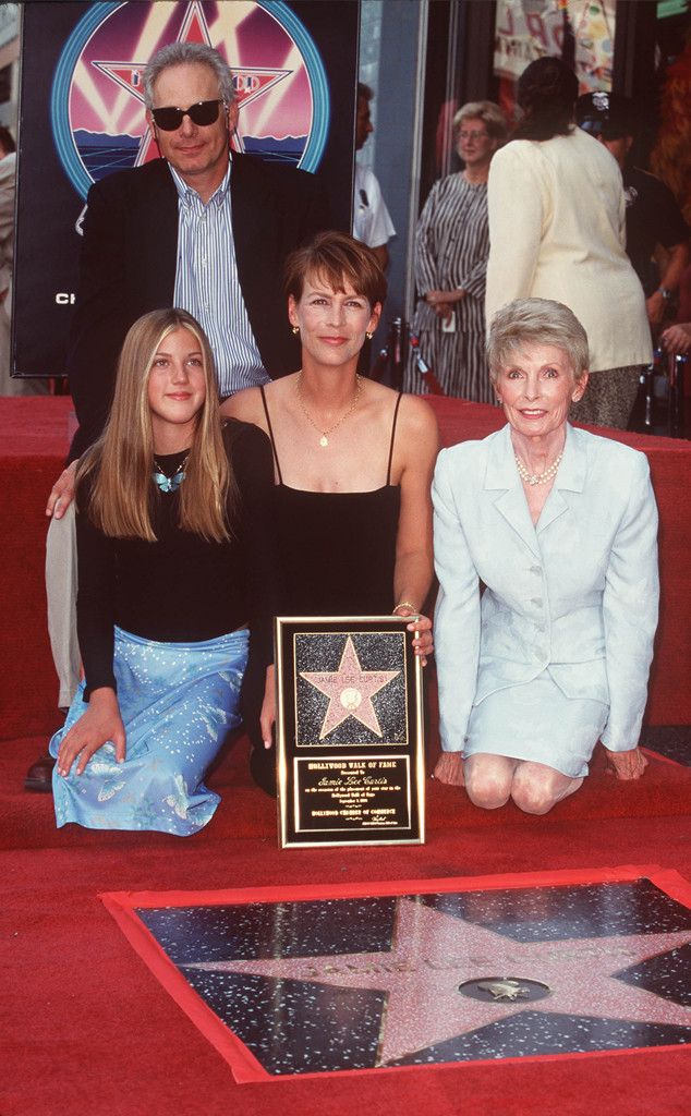 Jamie Lee Curtis, Christopher Guest, Janet Leigh, 1998