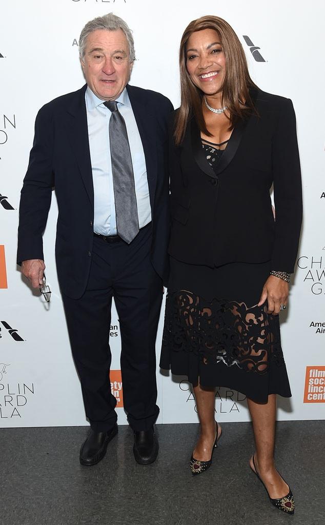 Robert De Niro, Grace Hightower