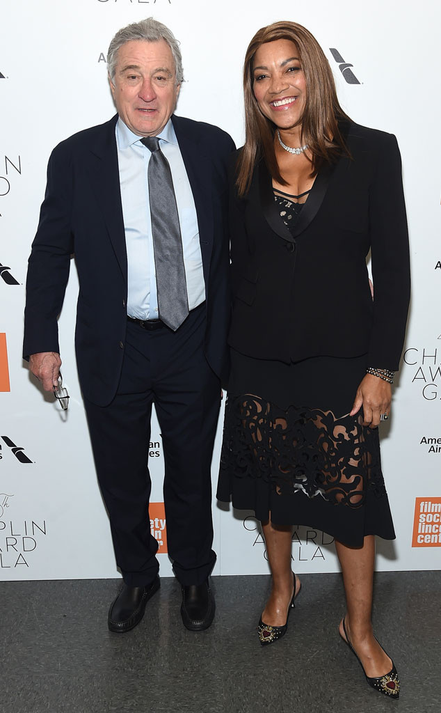 Robert De Niro And Grace Hightower Split After More Than 20 Years E Online Ap Aaron kendrick de niro was born in the united states of america, on 20 october 1995. robert de niro and grace hightower