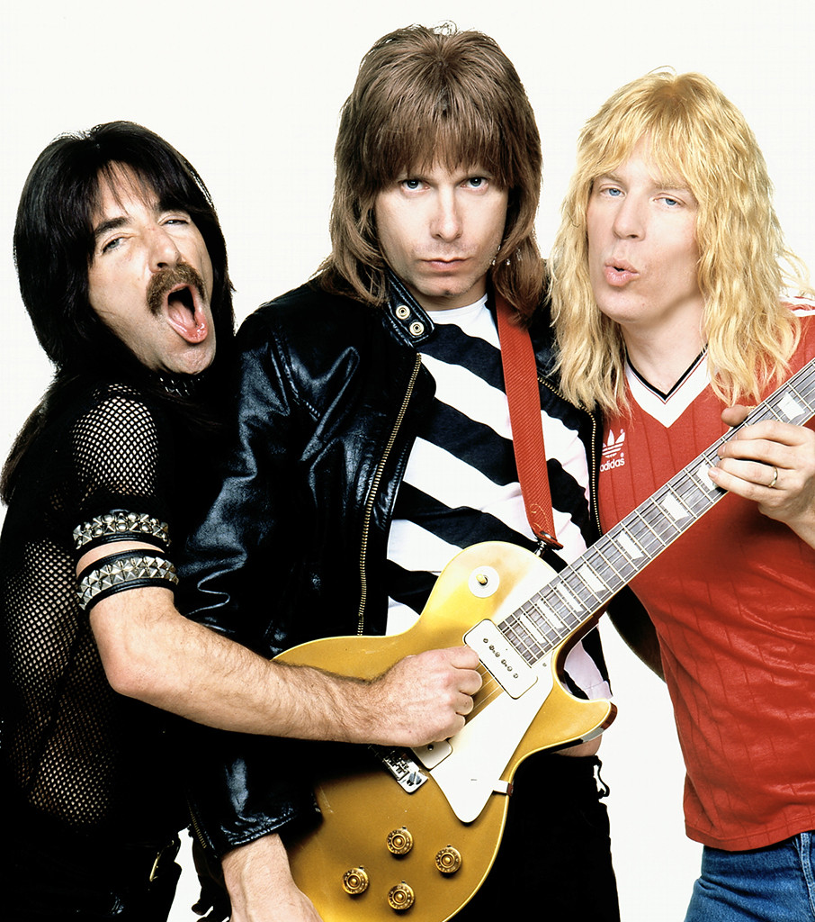 Christopher Guest, Michael McKean, Harry Shearer, Spinal Tap