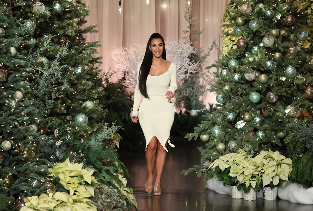 Kim Kardashian, The show by Ellen DeGeneres