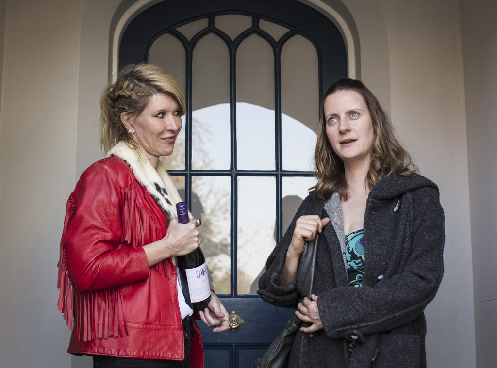 For the (awkward) comedy fan... -  You'll probably scoop the resident comedy buff in your clan by recommending  Sally4Ever . This British comedy, created by and starring  Julia Davis , is about a woman who throws away her old life and relationship and embarks on an exciting new path is currently airing on HBO.