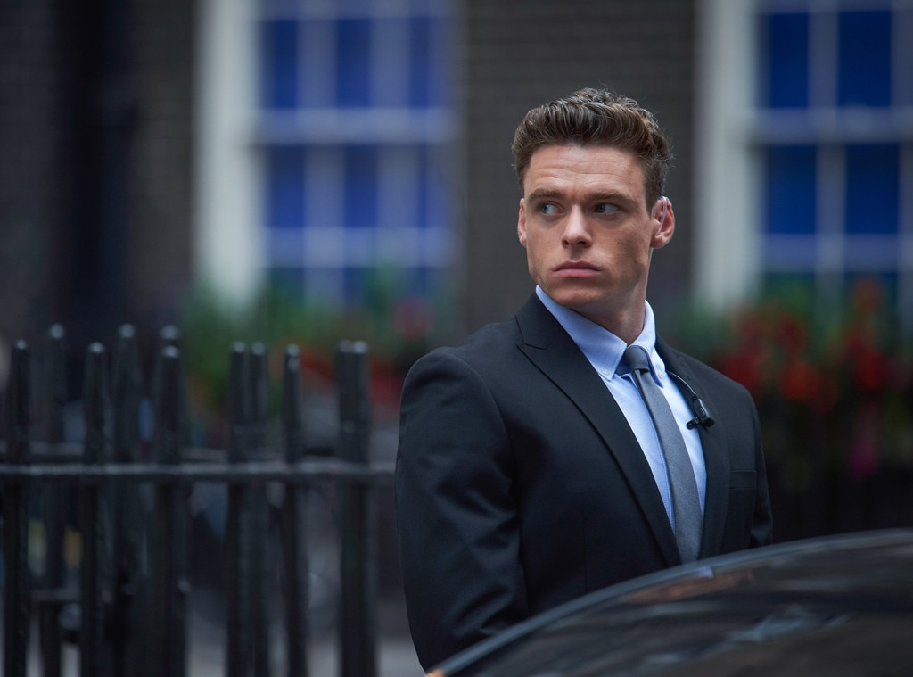 For the fan of thrillers... - Bodyguard .