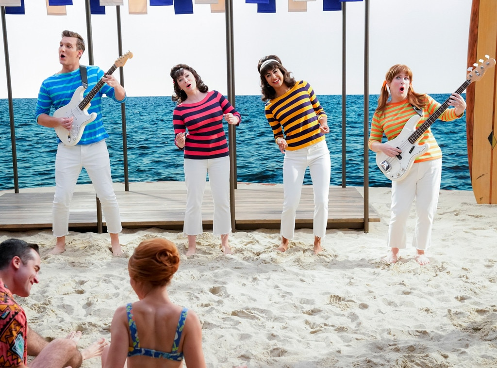 For the musical lover... -  Now in its fourth and final season,  Crazy Ex-Girlfriend  is pulling out all the stops. The first three seasons are on Netflix, and the journey of Rebecca Bunch (series co-creator  Rachel Bloom ) is as compelling as it is hilarious.