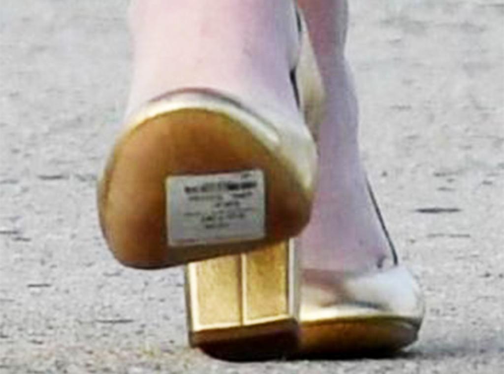Tiffany Trump, Shoe