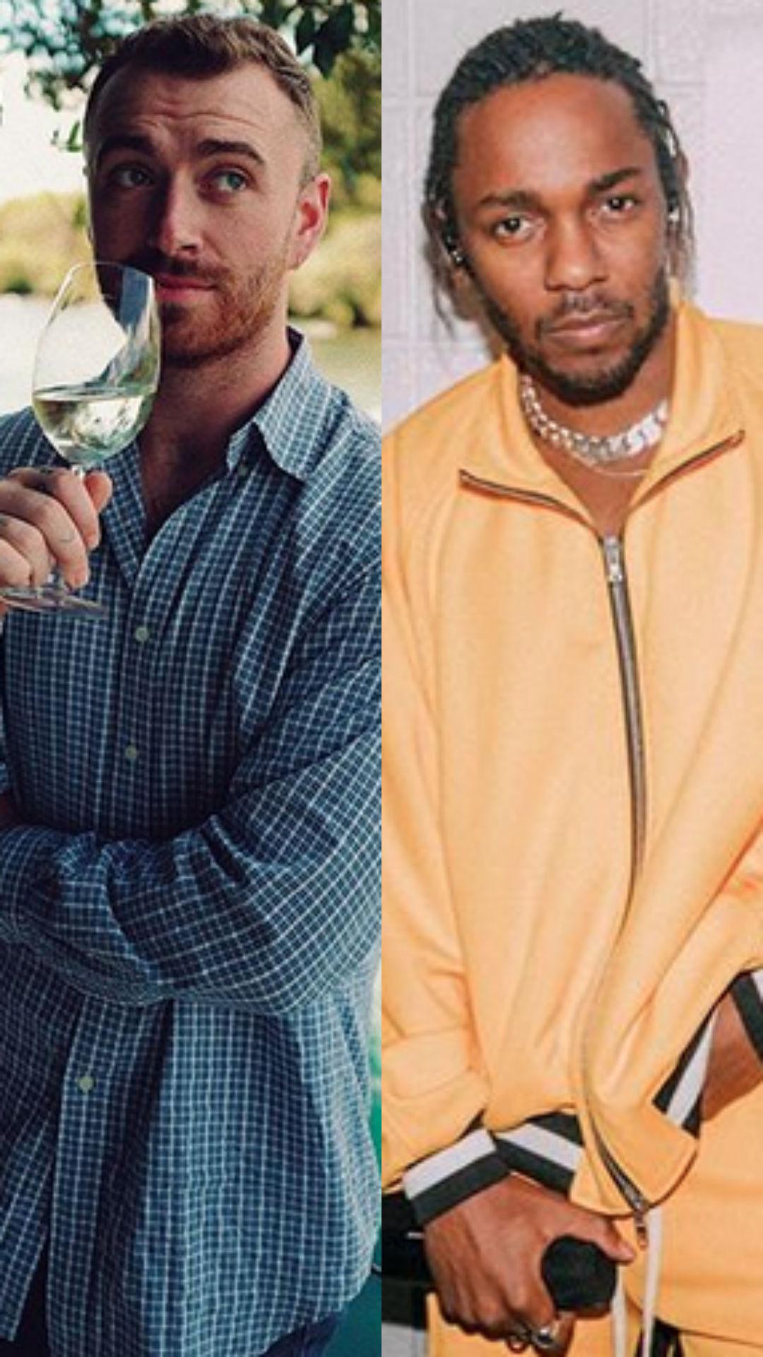 Sam Smith, Kendrick Lamar