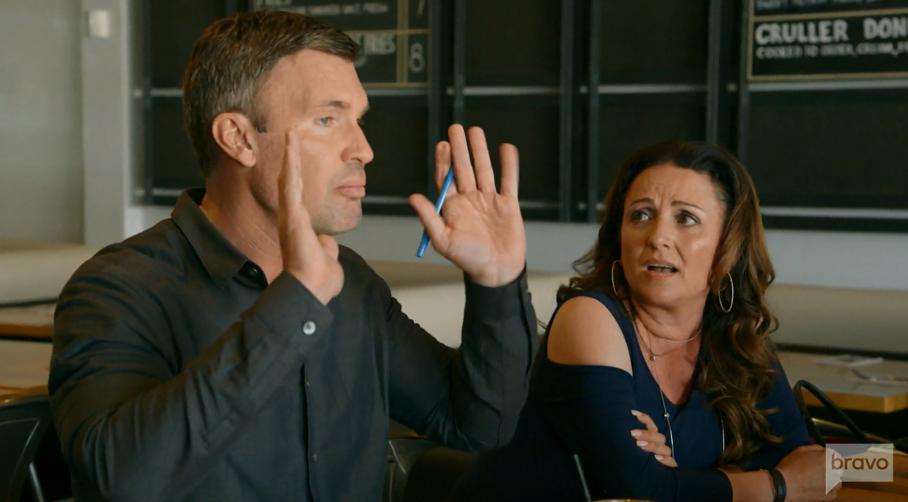 Jenni Pulos, Jeff Lewis, Flipping Out