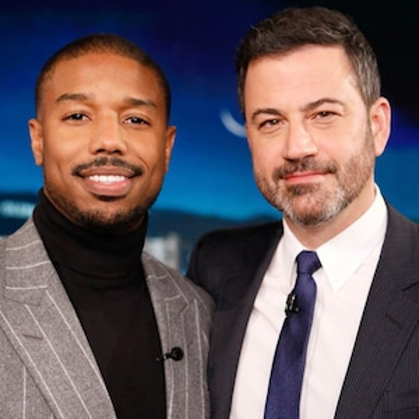 Michael B. Jordan, Jimmy Kimmel, Jimmy Kimmel Live