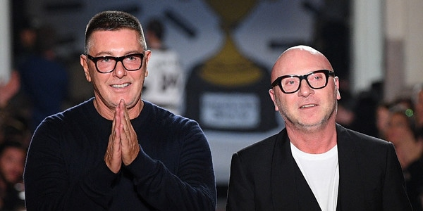 bb1a68395e7 Dolce   Gabbana Cancels China Show Amid Racism Controversy