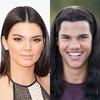Kendall Jenner, Taylor Lautner, Twilight