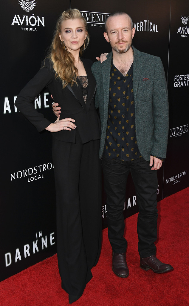 Natalie Dormer, Anthony Byrne