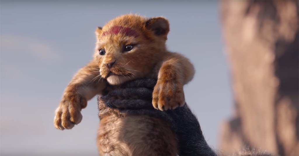 Disney releases latest trailer for live-action 'Lion King' remake
