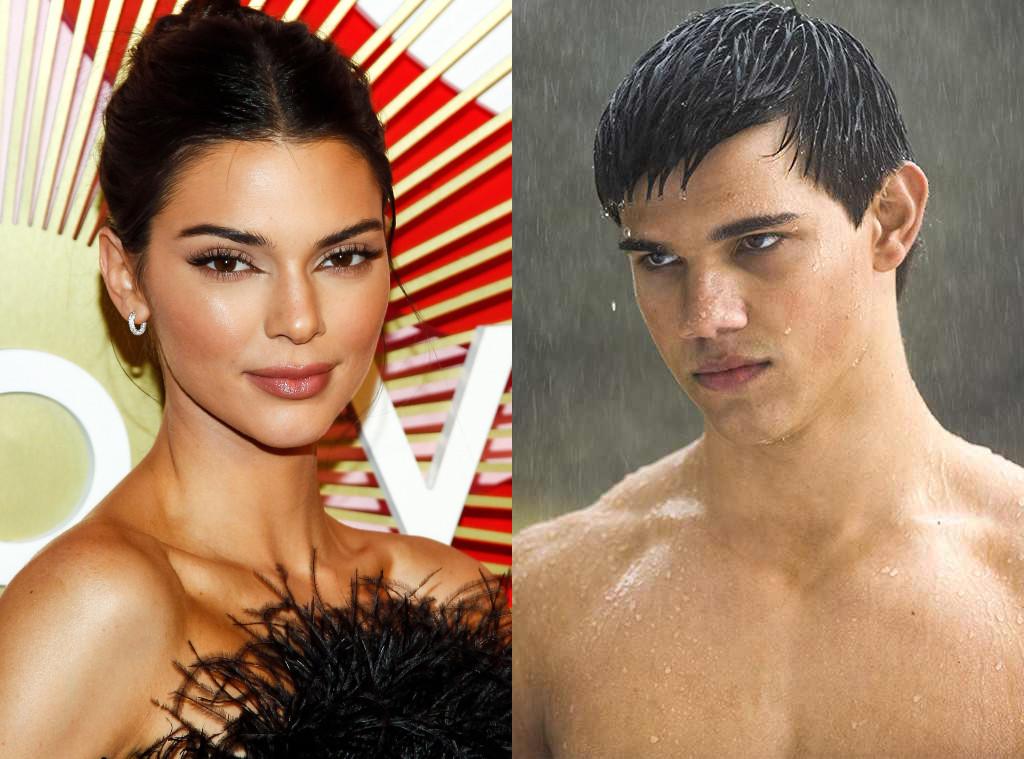 Kendall Jenner, Taylor Lautner