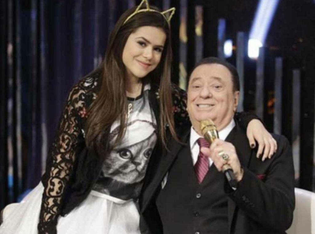 Maisa, Raul Gil