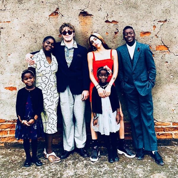 Madonna, filhos