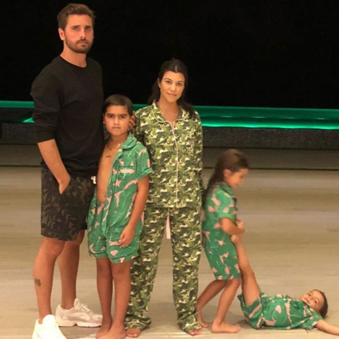 Photos from Kourtney Kardashian and Scott Disick's Family ...