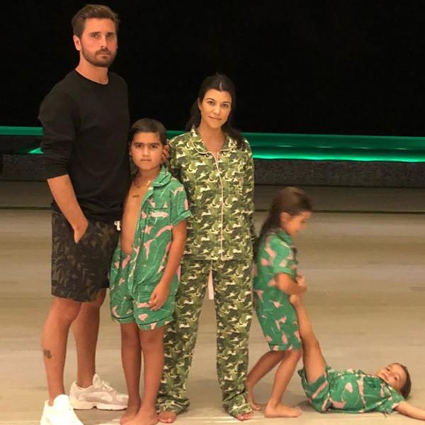 542193d8c8fb Celebrate Scott Disick's Birthday With a Toast to His & Kourtney  Kardashian's Cutest Family Photos | E! News