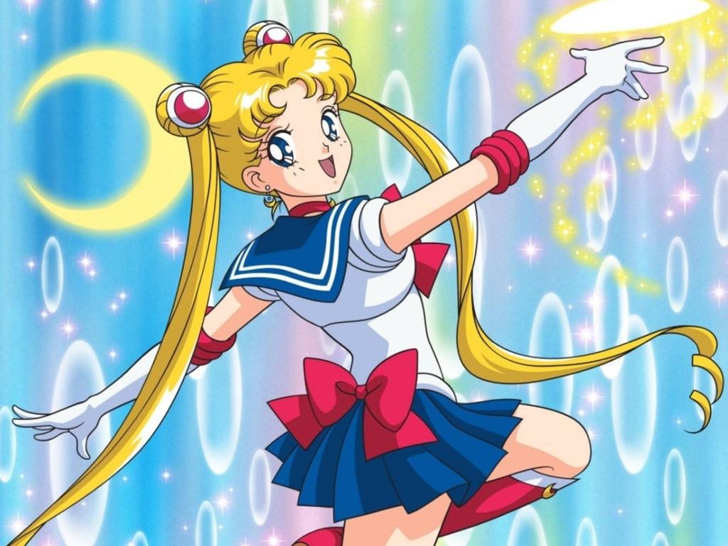 Miss Japon, Miss Universo, Sailor Moon