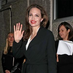 Angelina Jolie, BFI