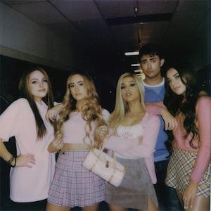 Ariana Grande, Mean Girls, Thank U Next Video