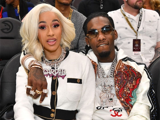 Cardi B Raps About Divorce While Offset Says He Misses Her