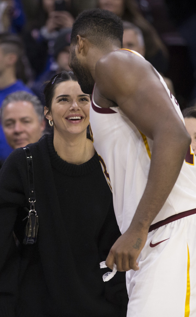 Kendall Jenner, Tristan Thompson