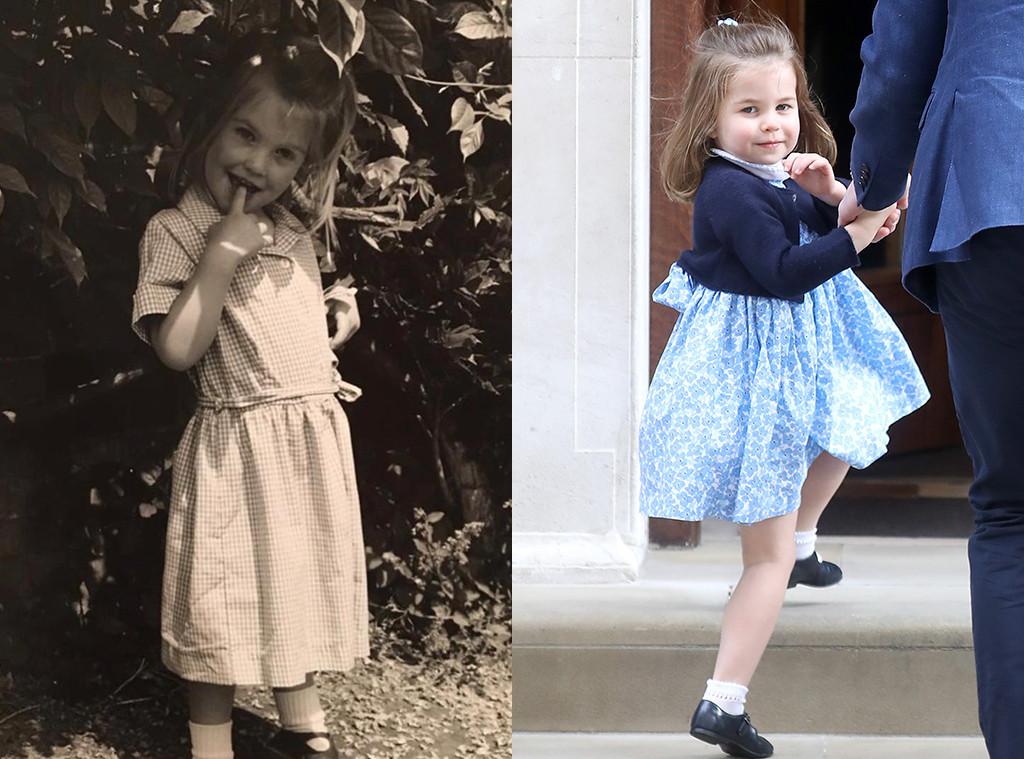 Lady Kitty Spencer, Princess Charlotte