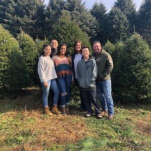 Jon Gosselin, Collin Gosselin, Son, Christmas Tree, Instagram