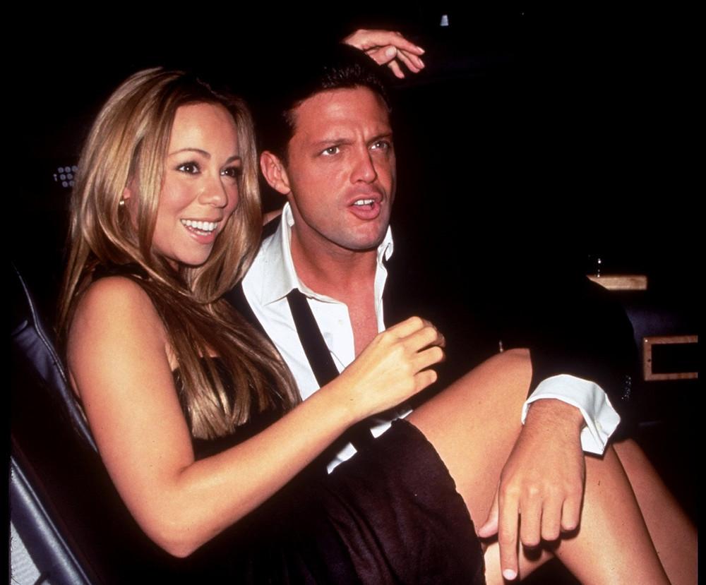 Luis Miguel, Mariah Carey