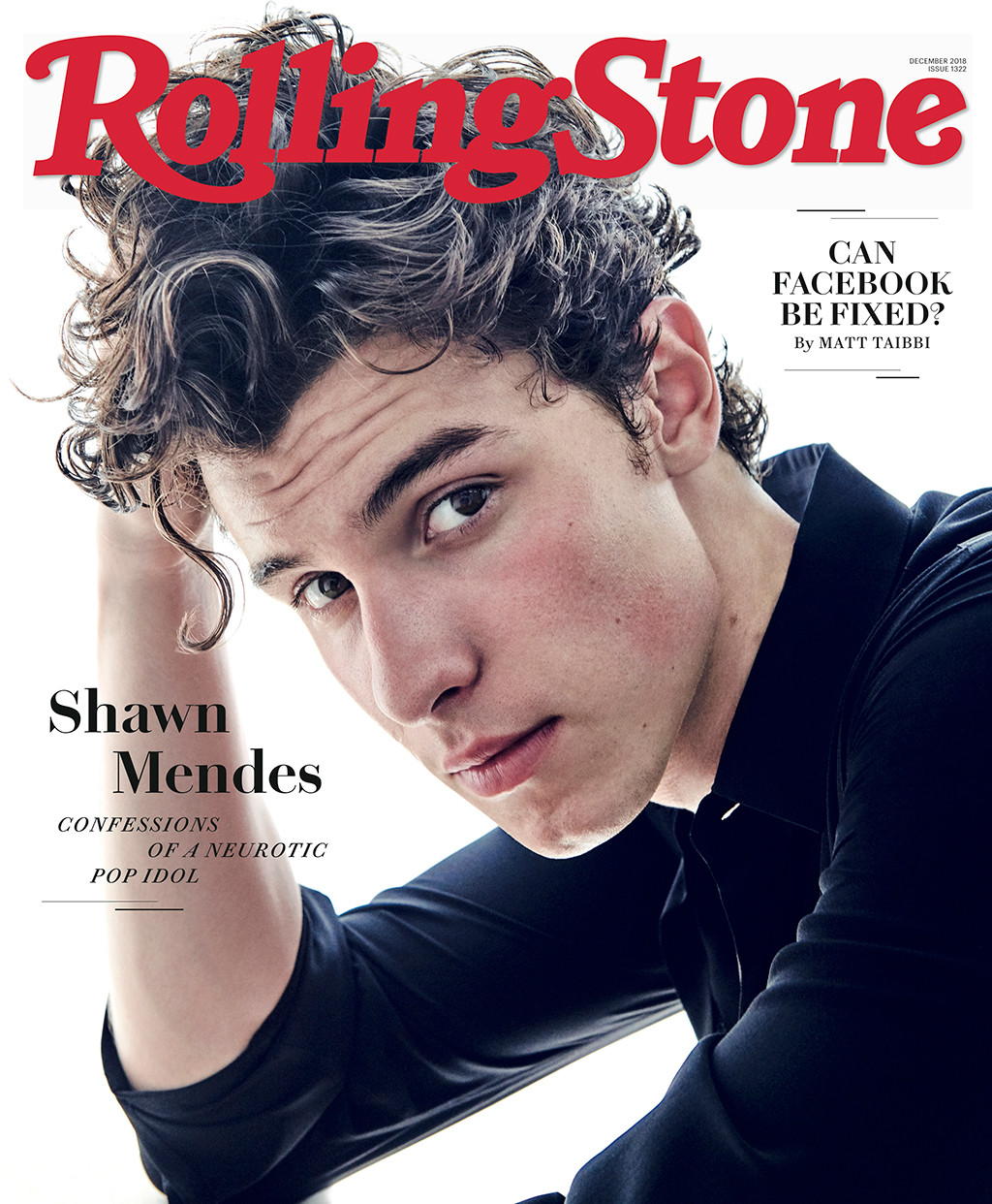 Shawn Mendes, Rolling Stone