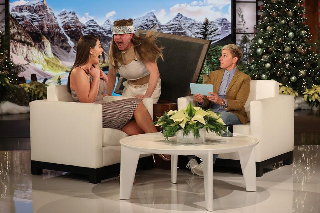 Ashley Graham, Jennifer Lopez, Ellen DeGeneres