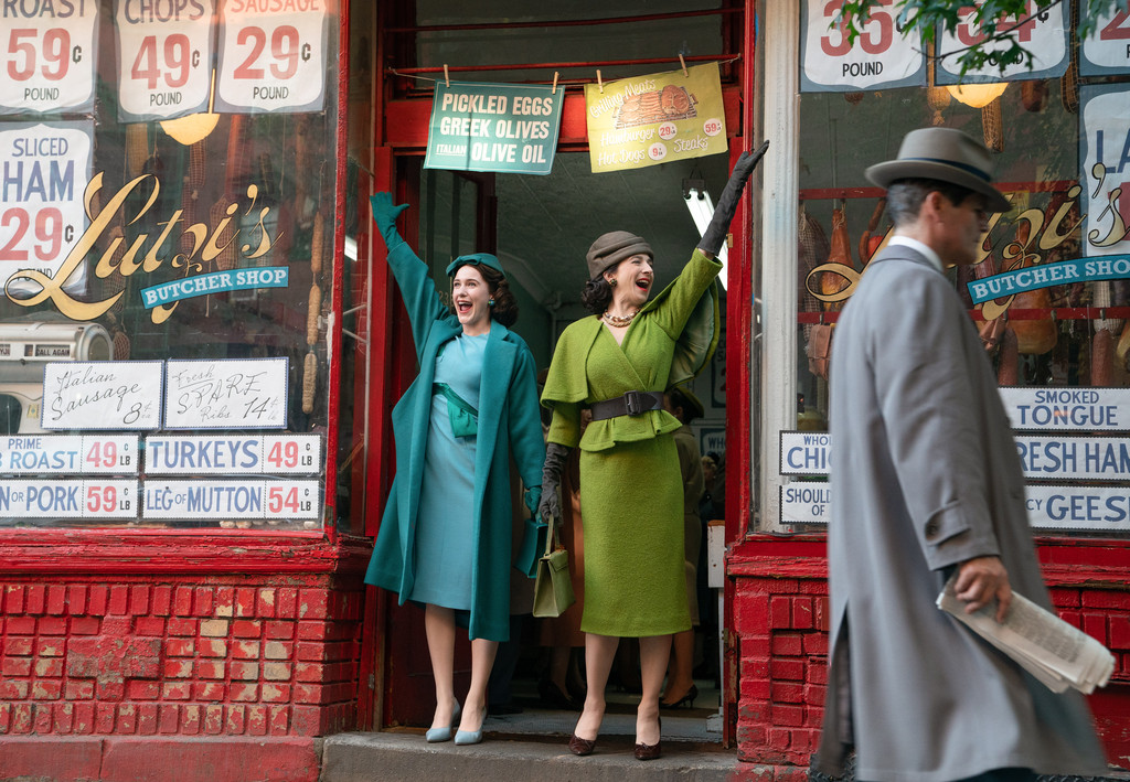 Globe Auto Sales >> The Marvelous Mrs. Maisel Wins Big at the 2019 SAG Awards ...